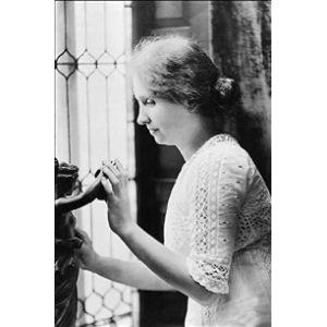 The Mcmahan Photo Archive Helen Keller Portrait