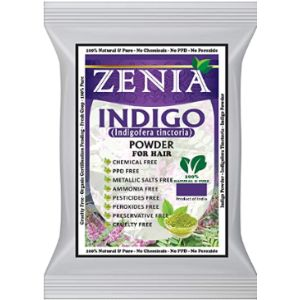 Zenia Herbal Indigo Powder