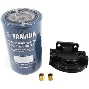 Yamaha Rusted Fuel Filter