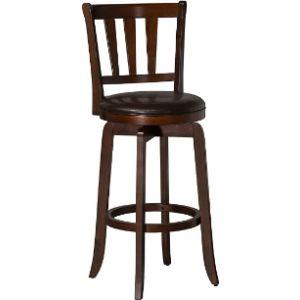 Hillsdale Furniture Cherry Swivel Bar Stool