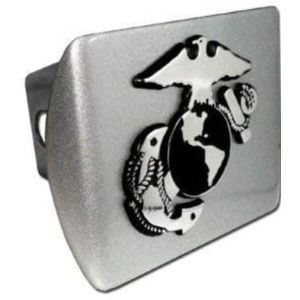Visit The Elektroplate Store Usmc Trailer Hitch Cover