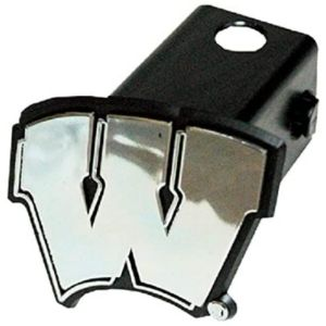 Game Day Outfitters Wisconsin Trailer Hitch Cover