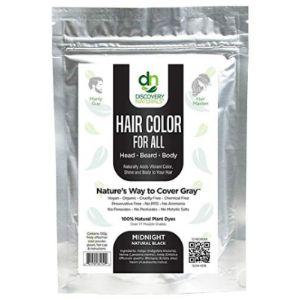 Henna King Dye Reaction Henna Hair