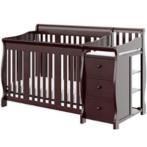 Storkcraft Crib Top Changing Table
