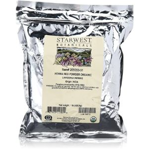 Visit The Starwest Botanicals Store Henna Leaf Powder