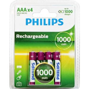 Philips Mah Battery Life