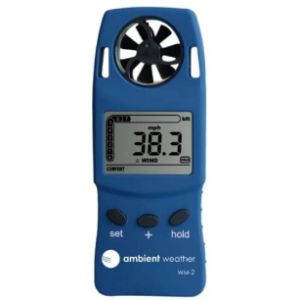 Ambient Weather Boat Speed Meter