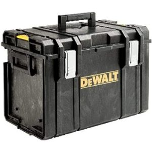 Dewalt Lockable Plastic Tool Box