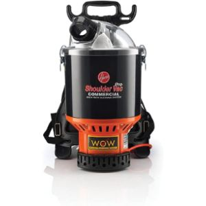 Hoover Commercial Heavy Duty Portable Vacuum