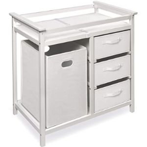 Badger Basket Mat Baby Changing Table