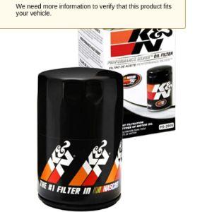 Kn Stuck Oil Filter