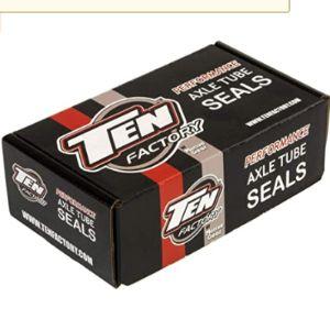 Ten Factory Rear Axle Shaft Seal