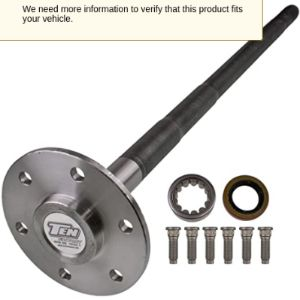 Ten Factory Differential Axle Shaft