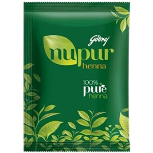 Godrej Nupur Henna Henna Herbal Powder