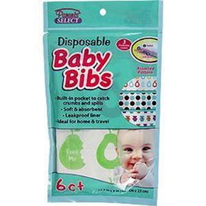 Parent'S Choice Disposable Baby Bib