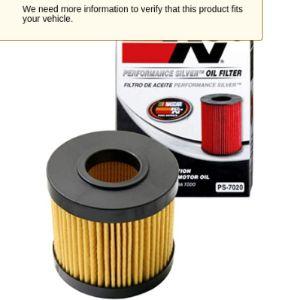 Kn Engine Oil Filter