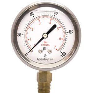 Durachoice Well Pump Low Pressure Switch