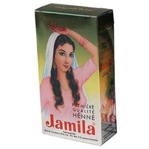 Jamila Henna Powder Dark Brown
