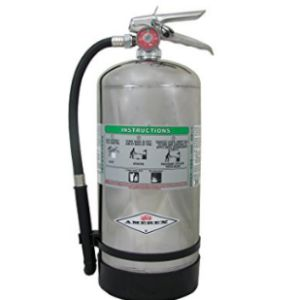 Labelmaster Portable Extinguisher
