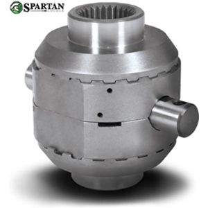 Spartan Locker Spline Axle Shaft