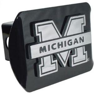 Elektroplate Michigan Trailer Hitch Cover