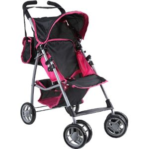 Mommy & Me Doll Collection Toddler Toy Baby Stroller