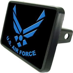 Redeye Laserworks Air Force Trailer Hitch Cover