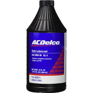 Acdelco Rear Axle Lubricant