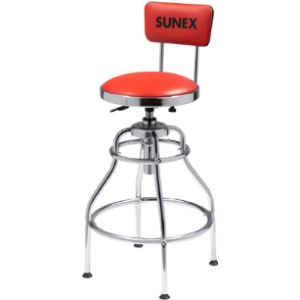 Sunex Adjustable Hydraulic Stool