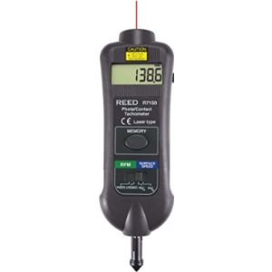 Reed Instruments Mechanical Rpm Meter