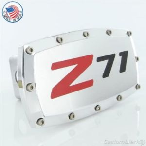 Elite Automotive Products, Inc. Z71 Trailer Hitch Cover