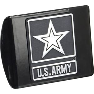 Mvp Accessories Army Trailer Hitch Cover