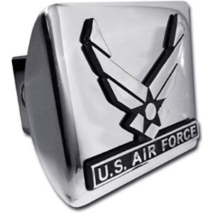 Visit The Elektroplate Store Air Force Trailer Hitch Cover