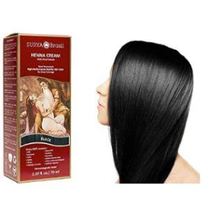 Surya Brasil Products Dye Reaction Henna Hair