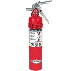 Labelmaster Wet Agent Chemical Fire Extinguisher