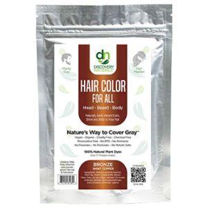 Henna King Grey Dye Your Beard