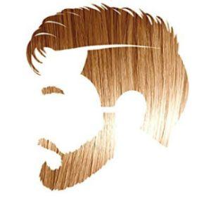 Henna King Grey Halloween Dye Beard