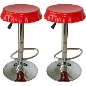 Amerihome Retro Stool Chair
