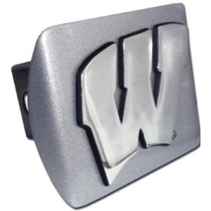 Visit The Elektroplate Store Wisconsin Trailer Hitch Cover