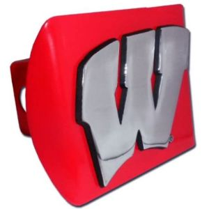 Elektroplate Wisconsin Trailer Hitch Cover