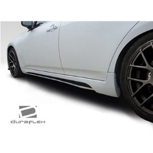 Extreme Dimensions G35 Side Skirt