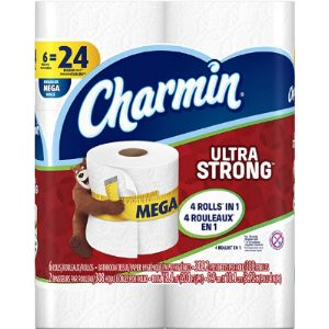 Charmin Replacement Tissue Paper