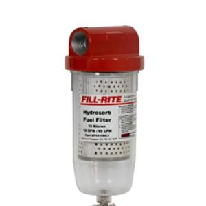 Fill-Rite Problem Fuel Filter