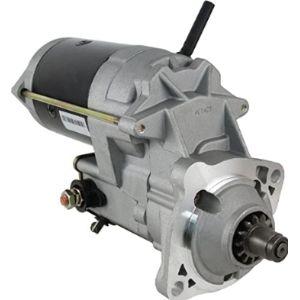 Rareelectrical Torque Rating Starter Motor