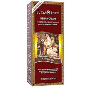 Surya Chocolate Henna Cream