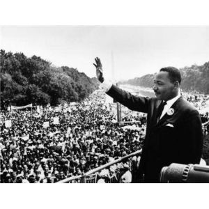 Conversationprints Martin Luther King Picture
