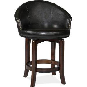 Hillsdale Furniture Upholstered Swivel Stool