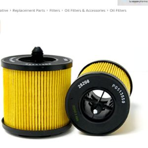 Acdelco Gmc Terrain Oil Filter