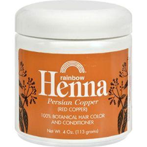 Rainbow Research Copper Henna Powder