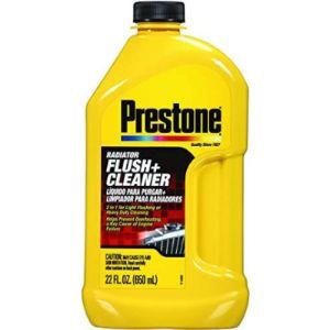 Prestone Additive Engine Flush